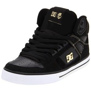 DC Skate Co x Skull Candy Spartan High Shoes